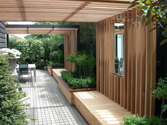 Attractive Landscape Architecture Can Create Definition For Your Outdoor Area